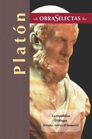 9788484036487: Platon (Obras selectas series) (Spanish Edition)
