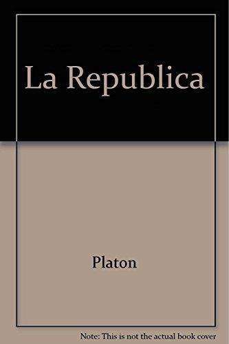 9788484036524: La republica