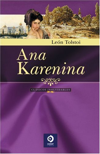 9788484036555: Ana Karenina (Grandes clasicos series)