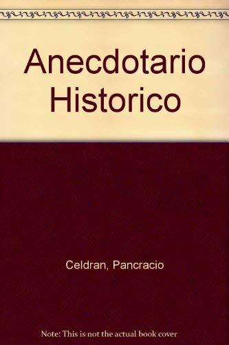 9788484036807: Anecdotario Historico (Spanish Edition)
