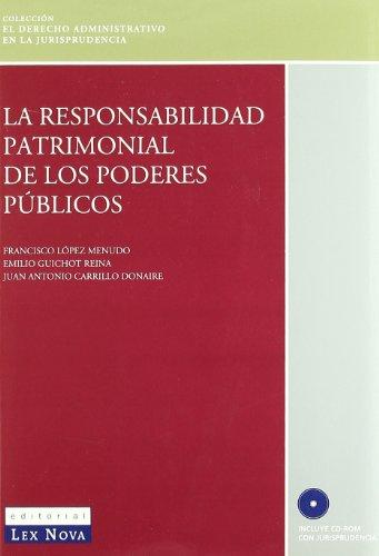 9788484066675: La responsabilidad patrimonial de los poderes públicos