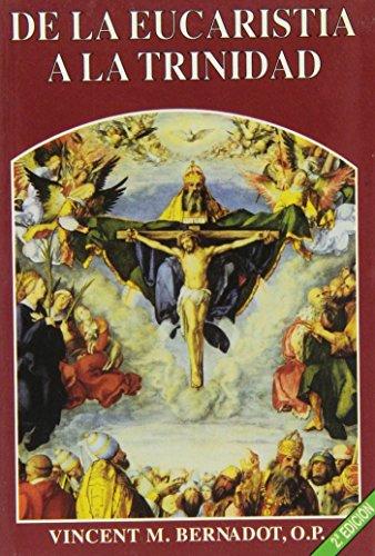 9788484070580: De la Eucaristía a la Trinidad (Edibesa de bolsillo)