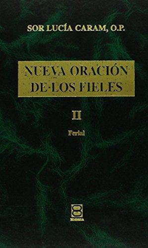 9788484070979: Nueva oración de los fieles II (Libros Varios)