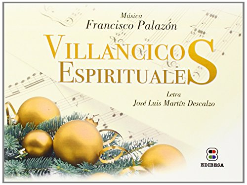 9788484072416: Villancicos Espirituales: Folleto Musical