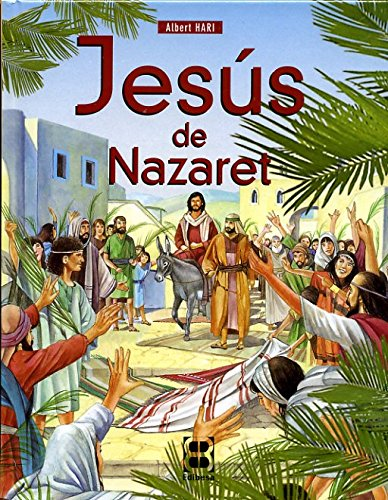 JESUS DE NAZARET. TELA. (EDIBESA) (848407370X) by HARI, ALBERT