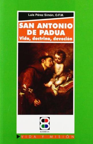 9788484073994: San Antonio de Padua: De profesión: Rey de los belgas (Spanish Edition)