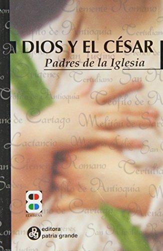 9788484075714: Dios y el César