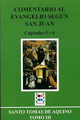 9788484076339: Comentario al Evangelio según San Juan: Capítulos 5 y 6