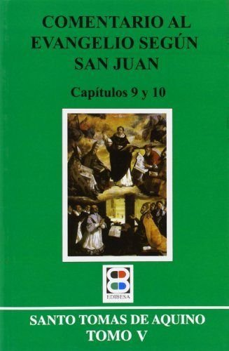 9788484076353: Comentario al evangelio según san Juan: Tomo V (CRITICA Y COMENTARIOS)