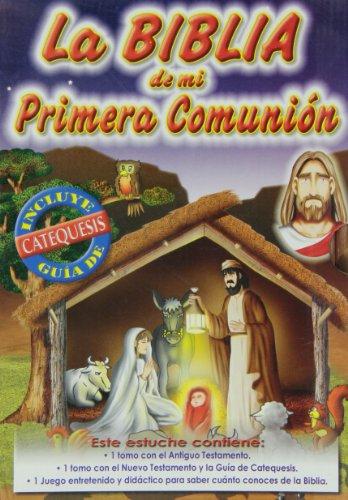 9788484078067: La Biblia de mi primera comunión (Libros Varios)