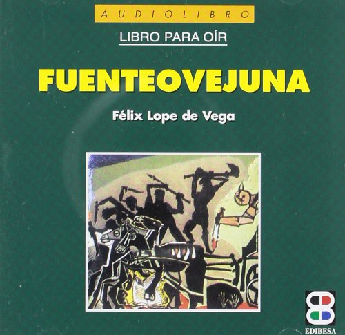 9788484078258: FUENTEOVEJUNA. AUDIOLIBRO. CD
