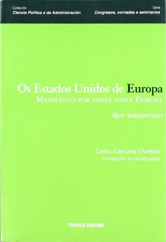 9788484084129: Os estados unidos de europa