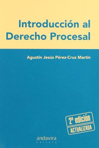 9788484085805: Introducción al Derecho Procesal