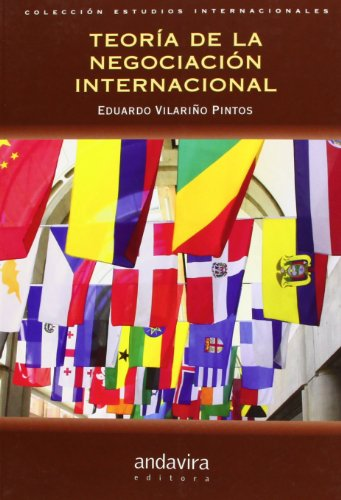 9788484085874: Teoría de la negociación internacional