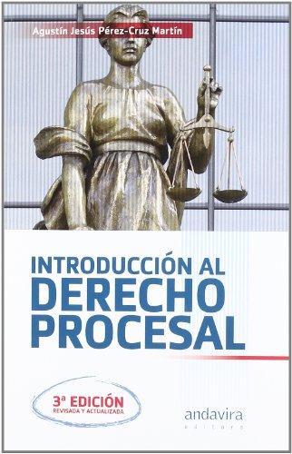 9788484086420: Introduccion al derecho procesal (3º ed.)
