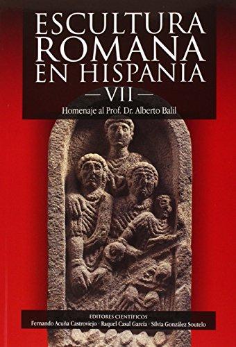 9788484087397: Escultura Romana En Hispania VII