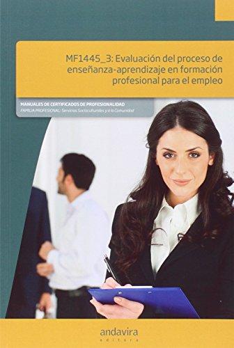 Evaluacion del proceso de enseÑanza aprendizaje en formacion