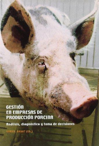 9788484091080: Gestión En Empresas De Producción Porcina (Fuera de colección)