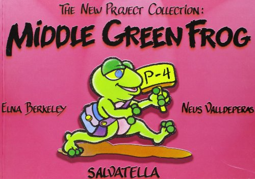 9788484120414: Middle green frog