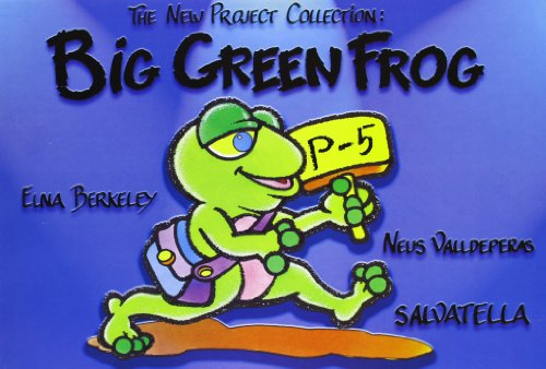 9788484120421: Big green frog