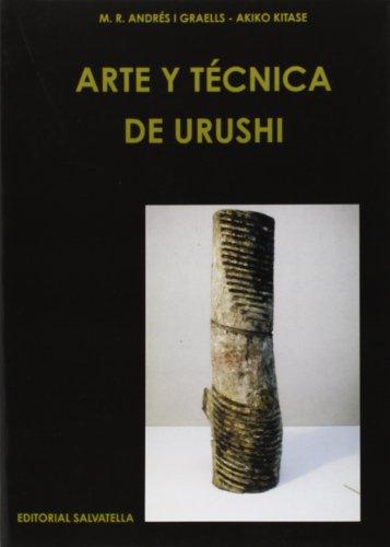 9788484121145: Arte y técnica de Urushi