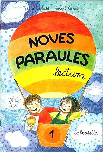 9788484124054: Paraules lectura 1a.