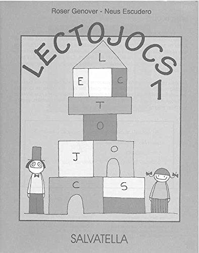 9788484124481: Lectojocs 1