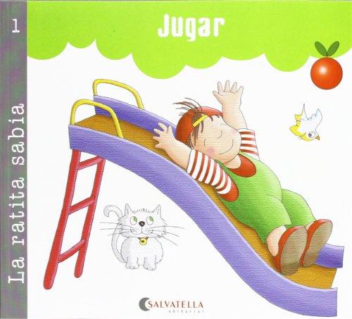 9788484126997: La ratita sabia 1 (palo y cursiva): Jugar (La ratita sabia(palo y curs.))