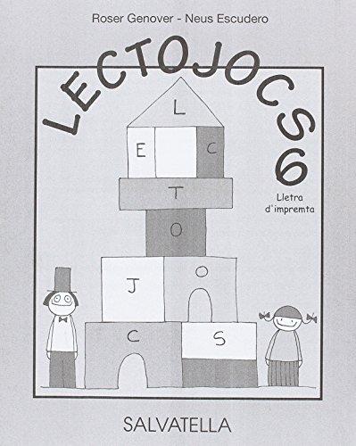 Lectojocs 6 - 2n. Educació Primaria (Paperback)