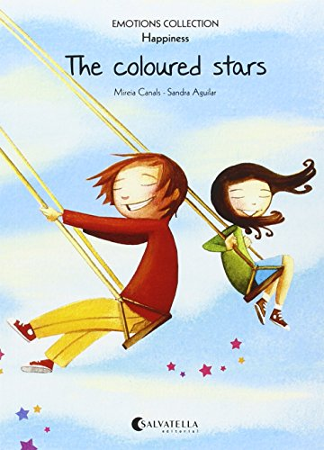 Emotions 3 (happiness). The coloured stars (Paperback): Mireia Canals Botines