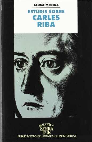 9788484151869: ESTUDIS SOBRE CARLES RIBA