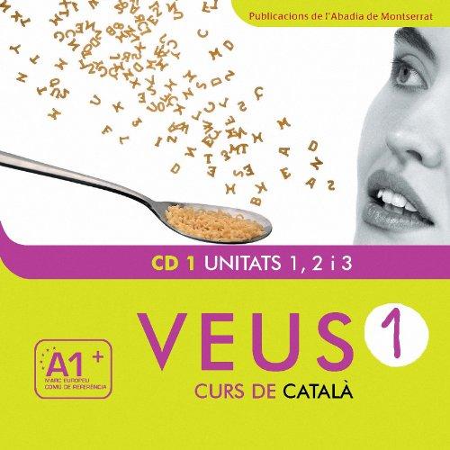 9788484157496: Veus. Curs de català. CD. Nivell 1