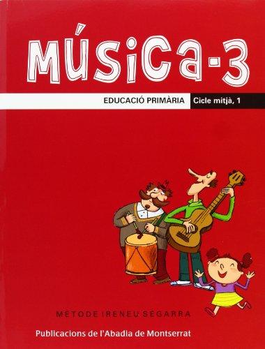 9788484158073: Música-3. Educació Primària. Cicle mitjà, 1 (Llibres de Música)
