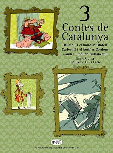9788484159025: 3 contes de Catalunya