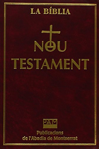 9788484159063: Nou Testament (La Bíblia. Edicio popular)