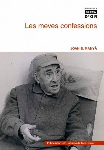 9788484159193: Les meves confessions (Biblioteca Serra d'Or)