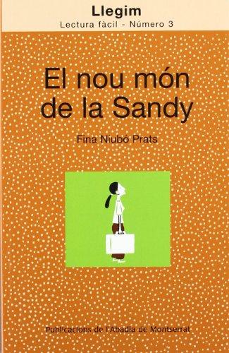 9788484159711: El nou món de la Sandy (Llegim)