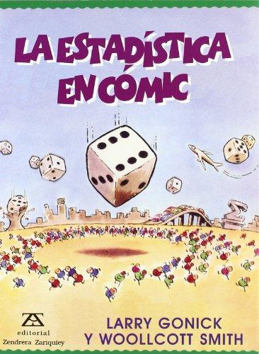 9788484180418: La Estadistica En Comic