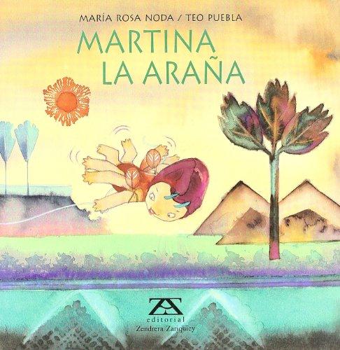 9788484180531: Martina La Araña