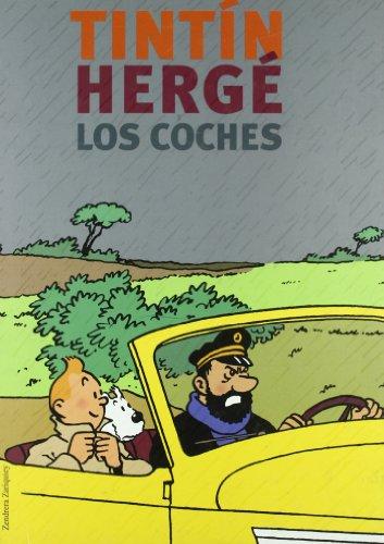 9788484182306: Tintin herge y los coches