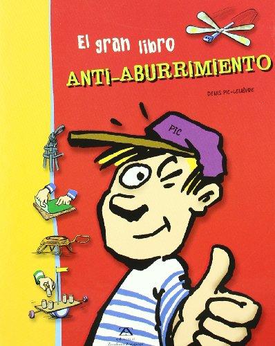 9788484183617: Gran libro anti-aburrimiento, el