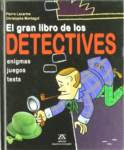 9788484183747: El Gran Libro De Los Detectives