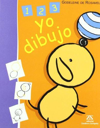 9788484183877: 1,2,3 YO DIBUJO (Spanish Edition)