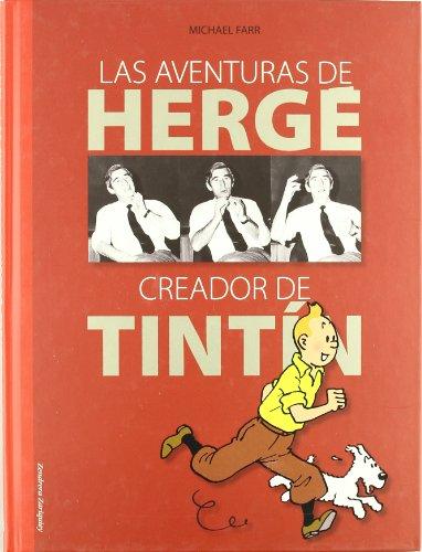 9788484184027: Las aventuras de Hergé : creador de Tintín