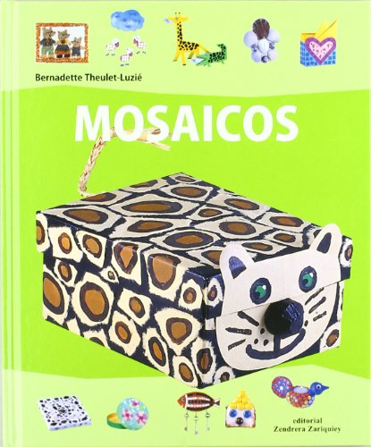 9788484184232: Mosaicos (Manualidades (zendrera))