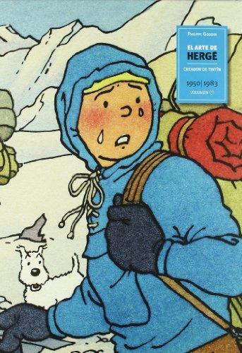 9788484184508: ARTE DE HERGE 1950-1983 VOLUMEN 3