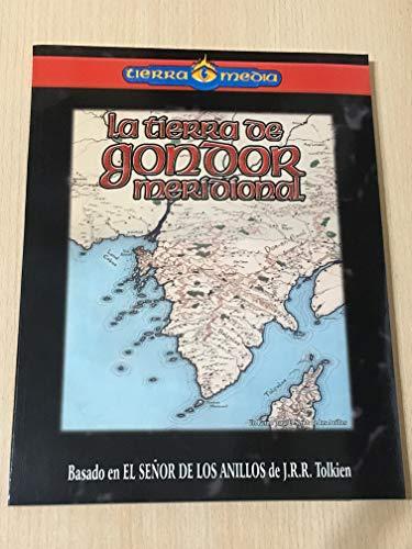 9788484214816: TIERRA DE GONDOR MERIDIONAL SEÑOR ANILLOS TIERRA M