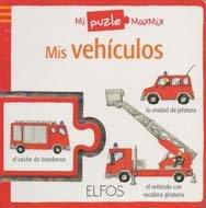 9788484232889: Puzle Maxmix. Mis vehículos