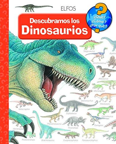 9788484234036: Descubramos los dinosaurios (¿Qué?...)