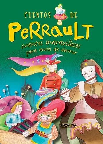 9788484261346: Cuentos de Perrault (Cuentos maravillosos)